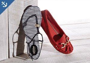 Swim & Sun: Sebago Yacht Club Shoes