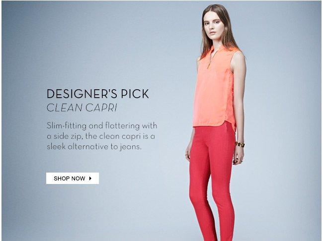 clean capri
