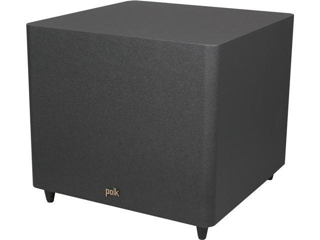 Polk Audio PSW121 12 inch Subwoofer with 100 Watts Dynamic Power (Black)