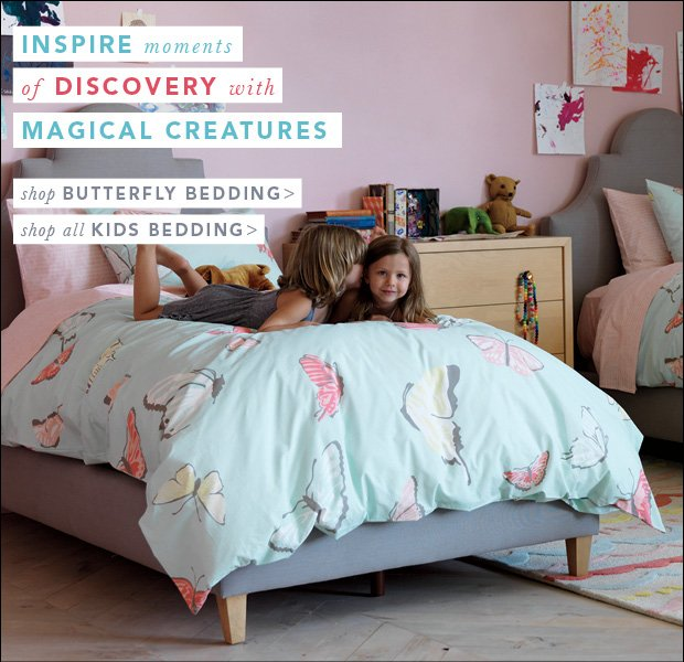 Inspire moments of discovery with magical creatures]
