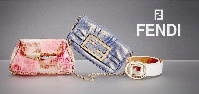 Fendi Handbags & Accessories