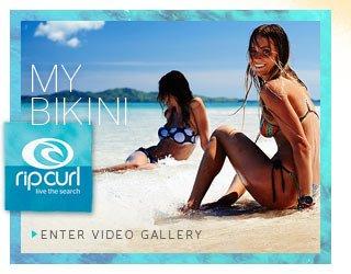 My Bikini - Enter Video Gallery