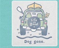 Dog Gone Off Road
