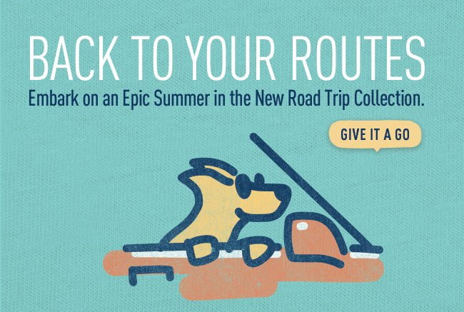 Shop the Road Trip Collection