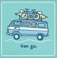 Jackie Getaway Van Go