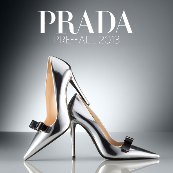 PRADA PRE–FALL 2013