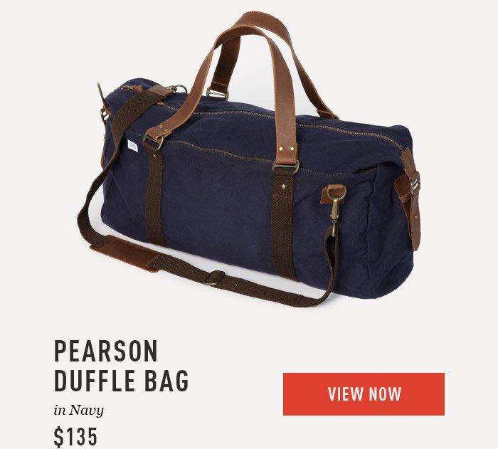 Pearson Duffle Bag $135