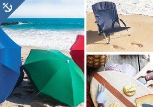 Swim & Sun: Beach BBQ