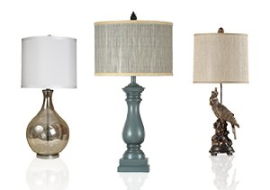 Romance & Ambiance: Lamps by StyleCraft