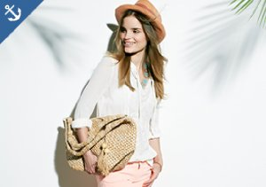 Swim & Sun: FloraBella Hats & Handbags