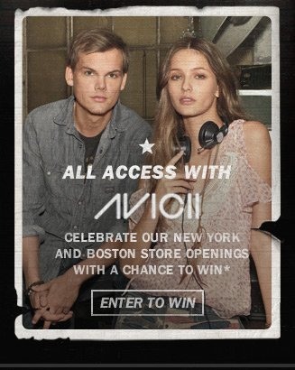 All Access with Avicii