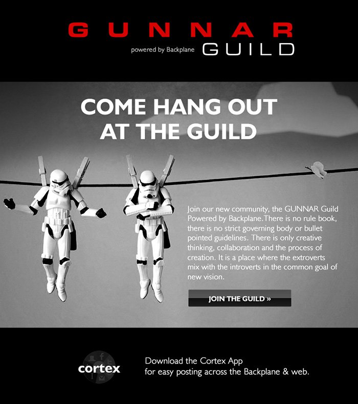 Come Hang Out at the Guild - Join the Guild