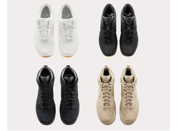 A.P.C. + NIKE NOW - FALL/WINTER 2013 COLLECTION
