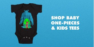 The Flaming Lips ChallengeShop Baby One-Pieces and Kids Tees