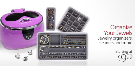 Organize your Jewels
