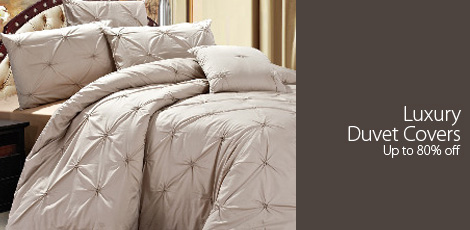 Luxury Duvet Covers & More