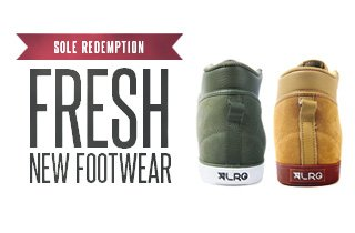 Sole Redemption: Hot New Footwear