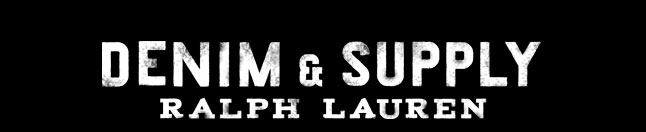 Denim and Supply - Ralph Lauren