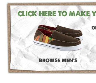 BROWSE MEN'S