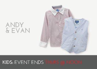 ANDY EVAN - KIDS