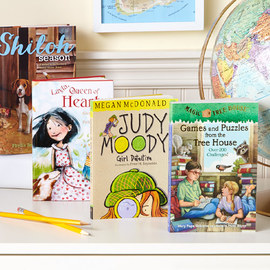 Children's Book Week: 3rd-4th Grade