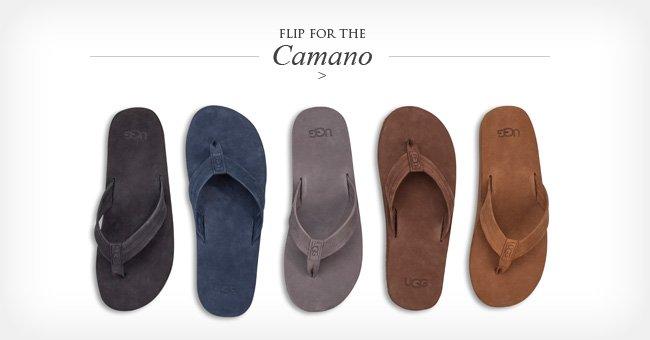 Flip for the Camano >
