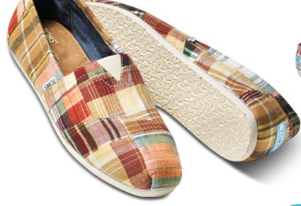 Madras Plaid Men's Classics