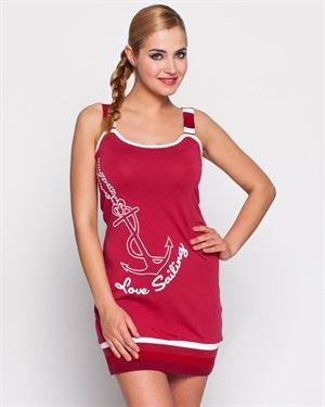 Giorgio Di Mare Text & Graphic Print Bodycon Dress Made In Spain