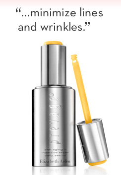 """""""...minimize lines and wrinkles."""""""