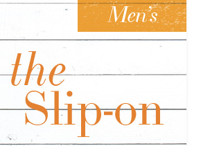 the Slip–on