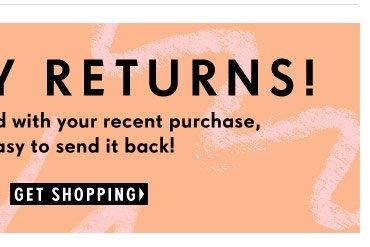 Get Shopping!