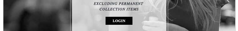 EXCLUDING PERMANENT COLLECTION ITEMS
