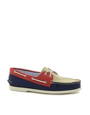 Sperry Topsider Twill Boat Shoes