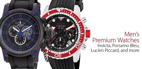 Mens Premium Watch