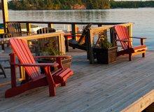 The Deck Retreat