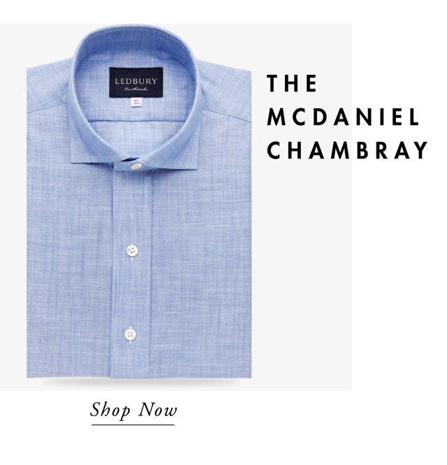 McDaniel Chambray
