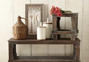 Country Charming Kitchen