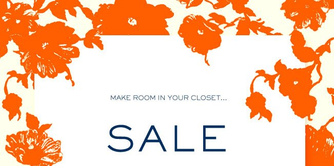 MAKE ROOM IN YOUR CLOSET