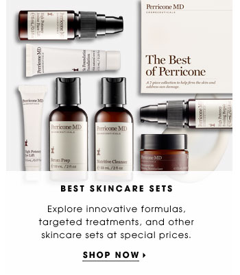 Best Skincare Sets. Explore innovative formulas, targeted treatments, and other skincare sets at special prices. Shop now