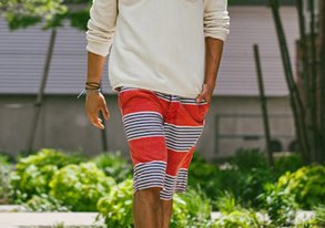 Shop Nuco: Back with Beach Shorts & More