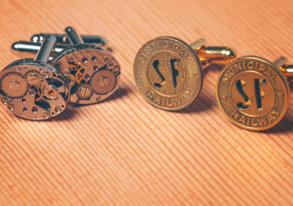 Shop Finishing Touches: Cufflinks & More