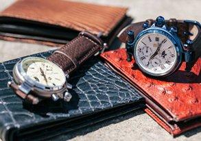 Shop Watches & Wallets by Steinhausen