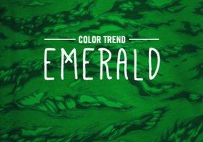 Shop Color Trend: Emerald