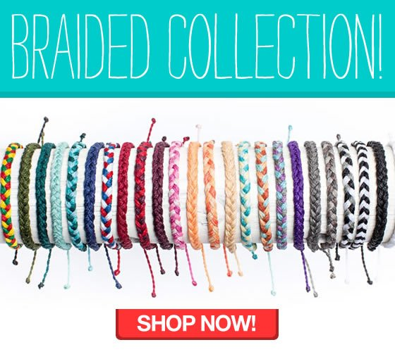 braided collection
