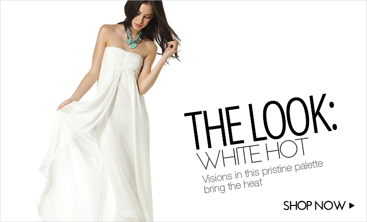 THE LOOK - WHITE HOT