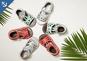 Swim & Sun: Summer Sandals & Espadrilles for Girls