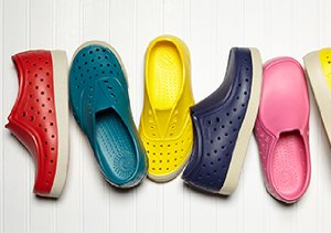 Easy On & Off: Summer Shoes