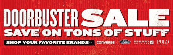 Shop Journeys Doorbuster Sale Now!