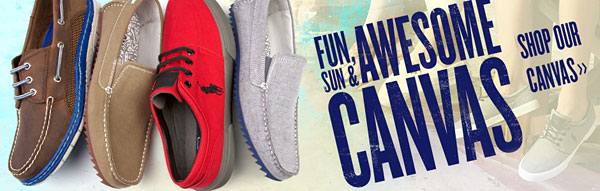 Shop Canvas at Journeys Now!