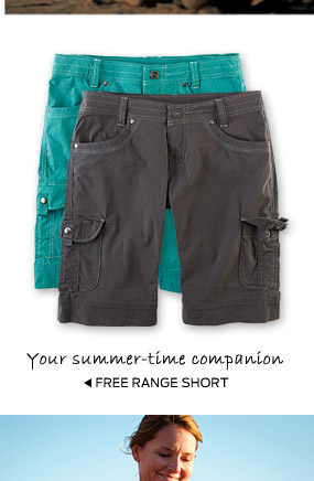 Free Range Short ›